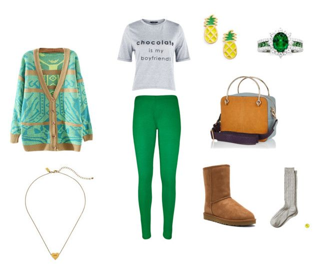 """Casual"" by abreilperkins-1 on Polyvore"