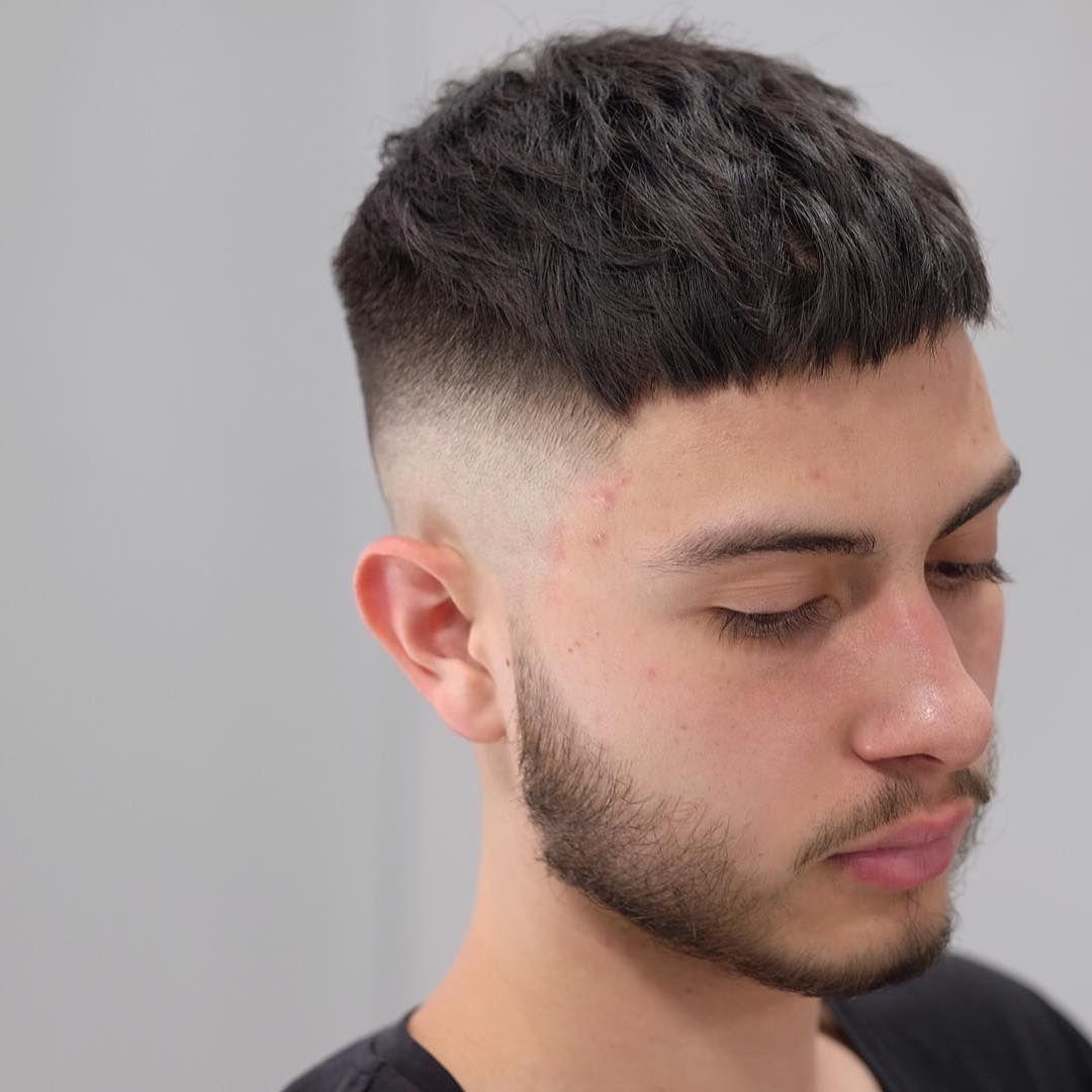 Stylish men haircuts bildergebnis für blunt crop  hair  men  pinterest  summer