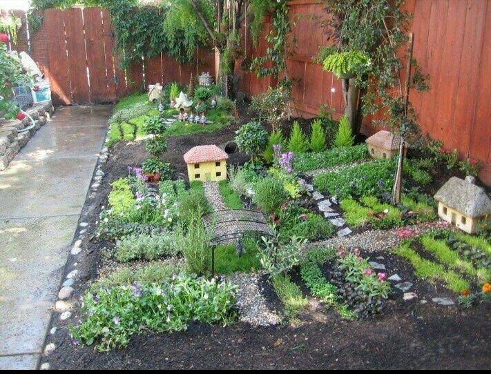 Fairy Garden Ideas Landscaping | Roselawnlutheran