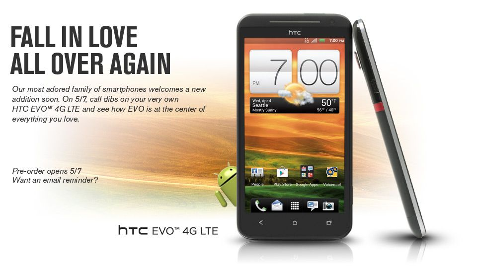 love my evo but cant wait for the NEW ONE!!! 4g lte, Evo