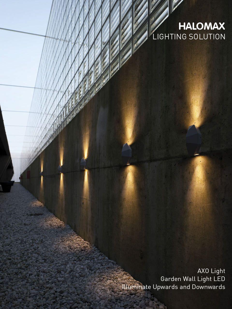 Garden Wall Lights Led