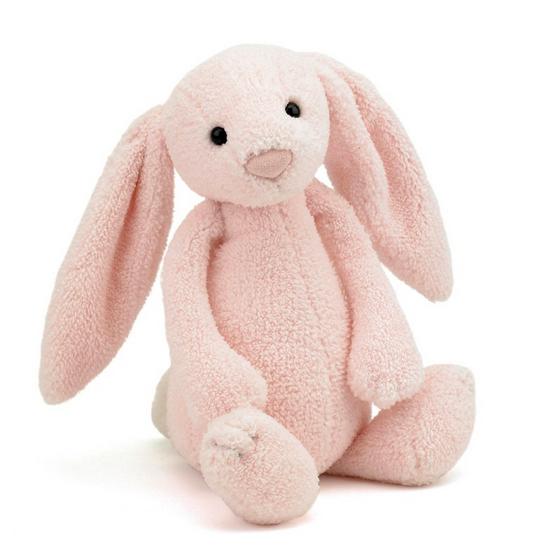 Bashful Bunny Chime Light Pink Bunny Soft Toy Jellycat Soft Toy