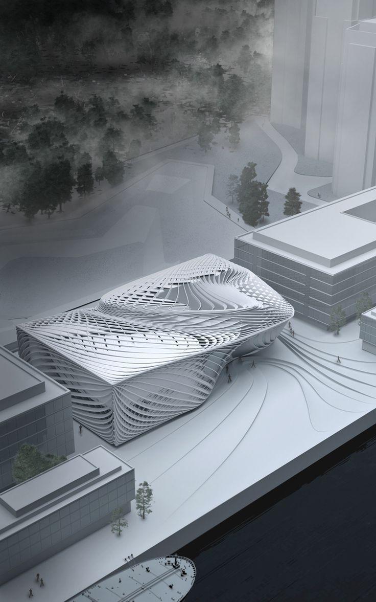 Cool architecture model architekturmodelle for Architektur design studium