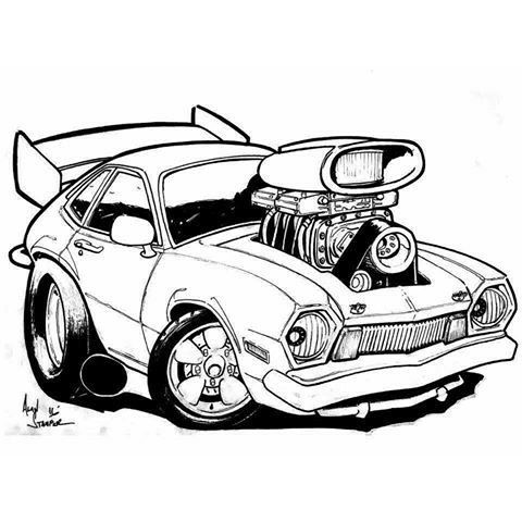 pin by t j sustaita on cars cartoon car drawing car drawings Custom Woody Wagon pinto cartoon car drawing car drawings cars coloring pages coloring books truck