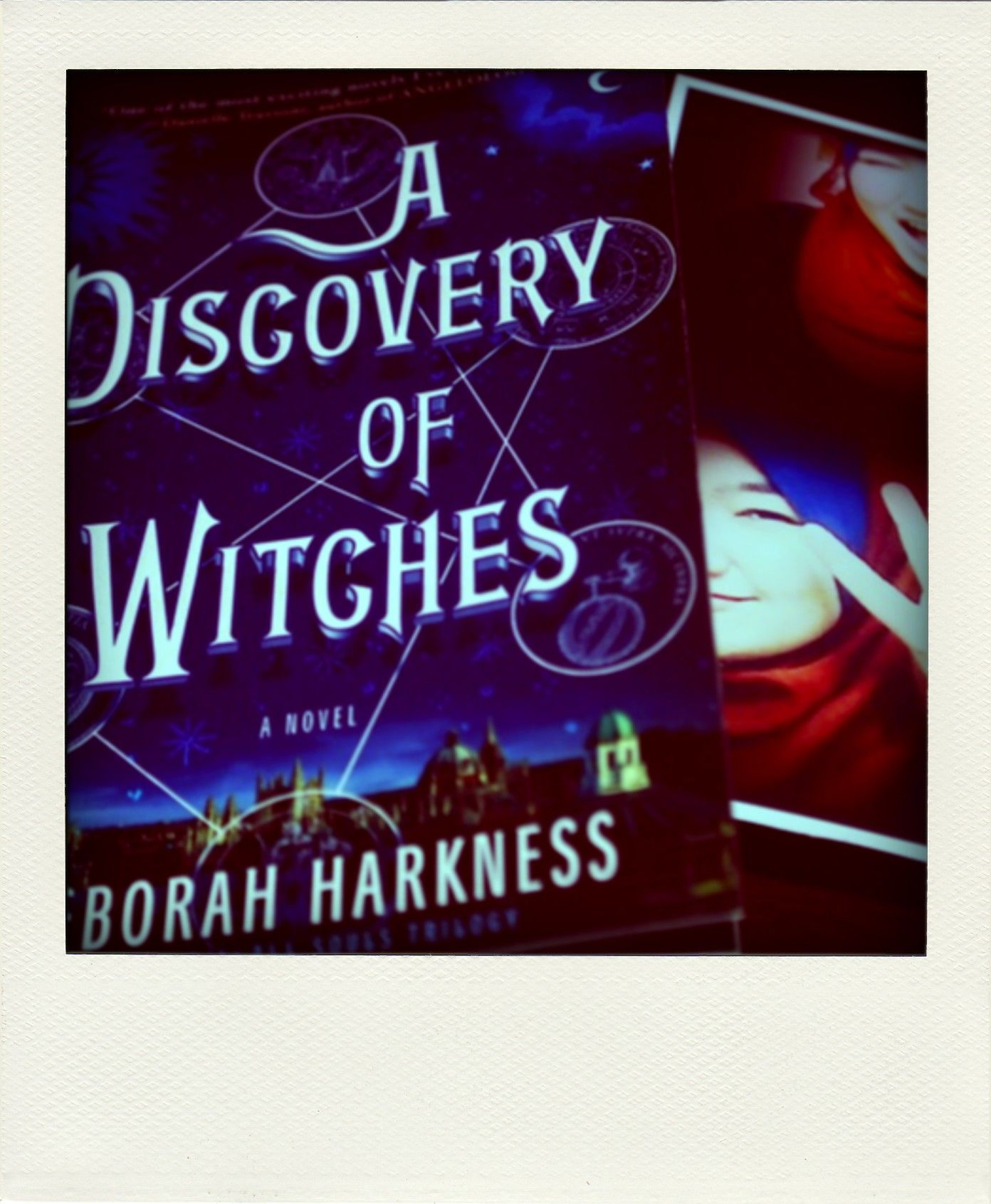 Park Art|My WordPress Blog_Books Similar To A Discovery Of Witches