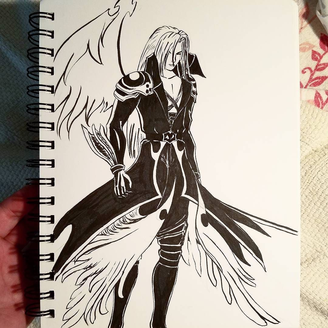 Sephiroth From Kingdom Hearts 2 I Wasn T Too Happy When I D Just