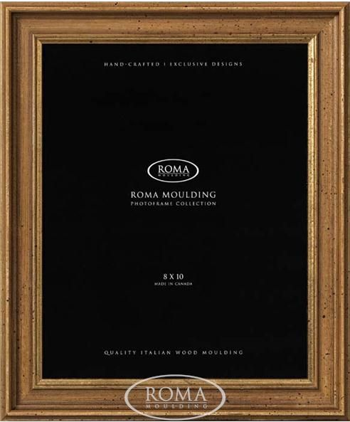 Roma Moulding Ready Made Photo Frame Custom Picture