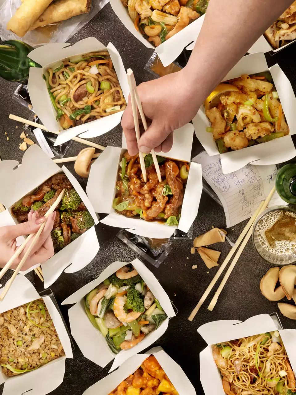 Use This Chinese Take Out Menu Translator To Place An Order Healthy Restaurant Food Takeout Food Food