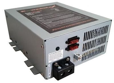 Powermax Pm3 100lk 100 Amp 12 Volt Power Supply With Led Light Power Converters Battery Charger Converter