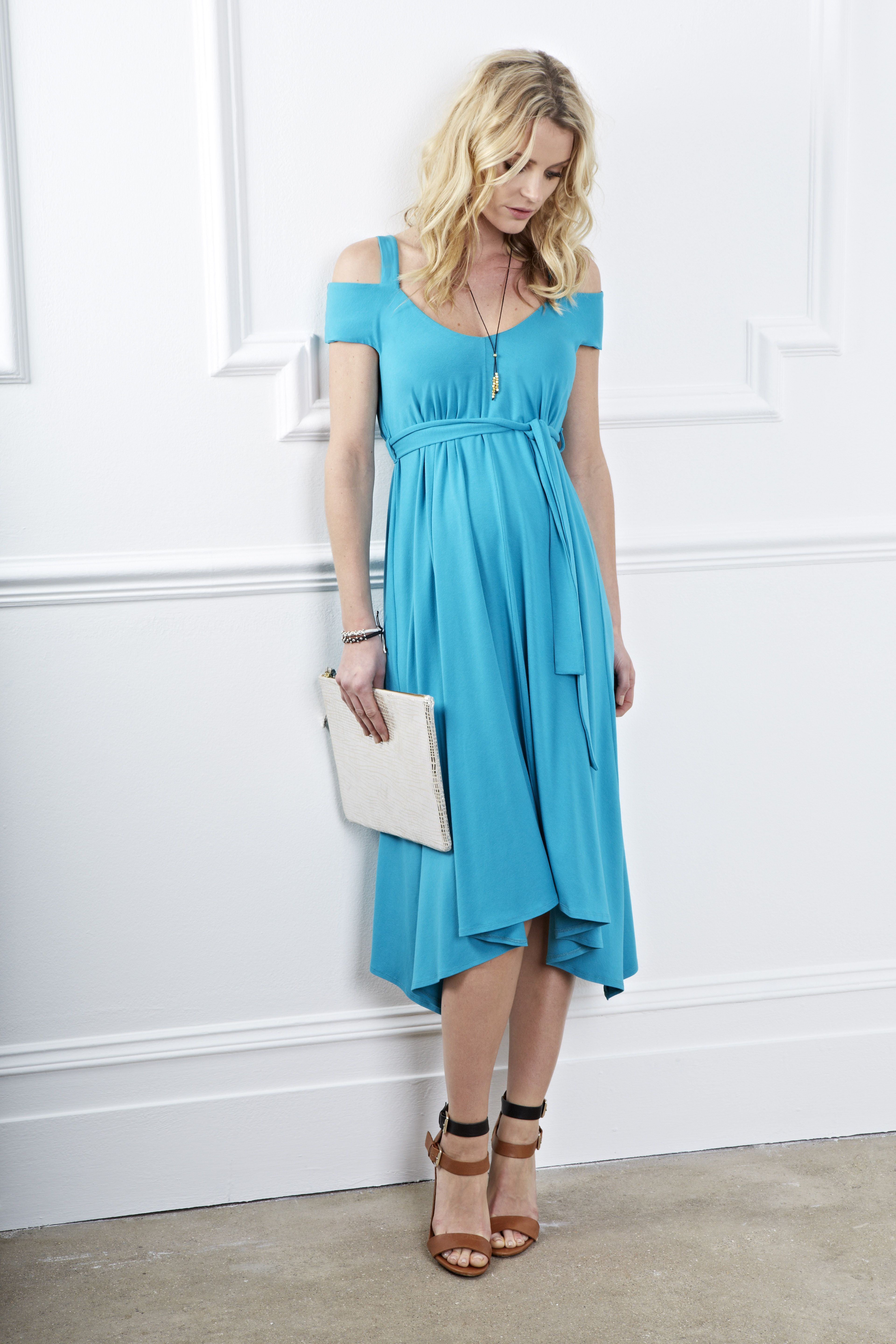 Ava maternity dress, perfect for summer party chic look | Maternity ...