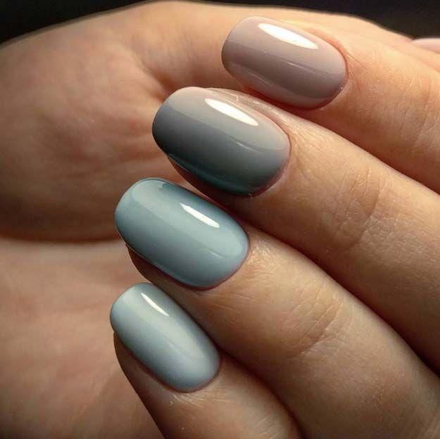 42 Easy Nail Art Designs | Easy nail art designs, Easy nail art and ...