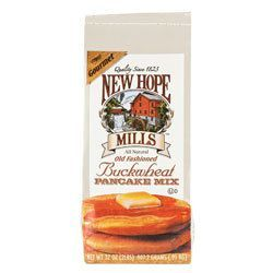 12/2lb Old Fashion Buckwheat Pancake Mix