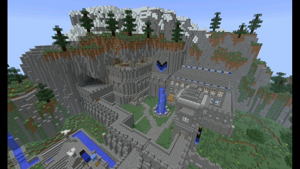 Terrestral castle