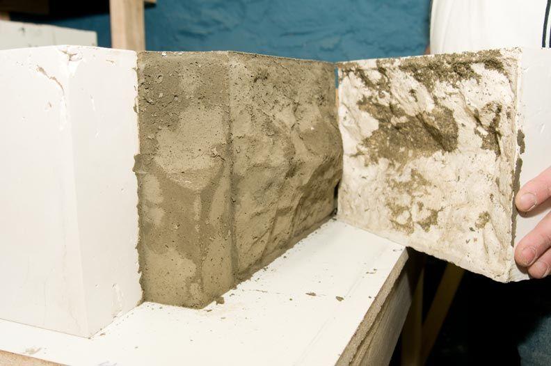Concrete Block Mold Release Masonry Unit Decorative Blocks Plaster