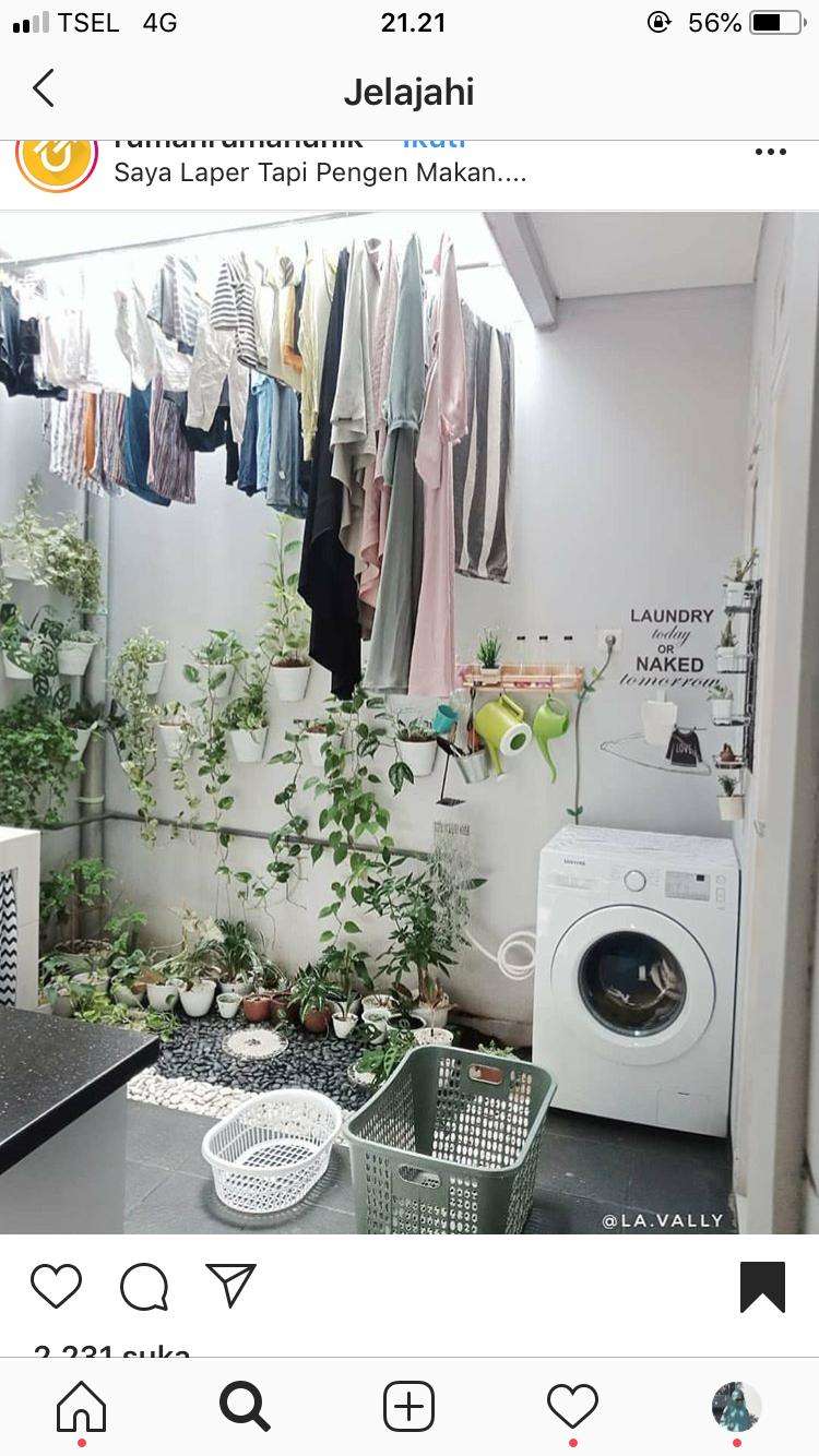 Pin Oleh Jeerapron Banklee Di Rumah Impian Ruang Cuci Baju Ruang Cuci Rumah