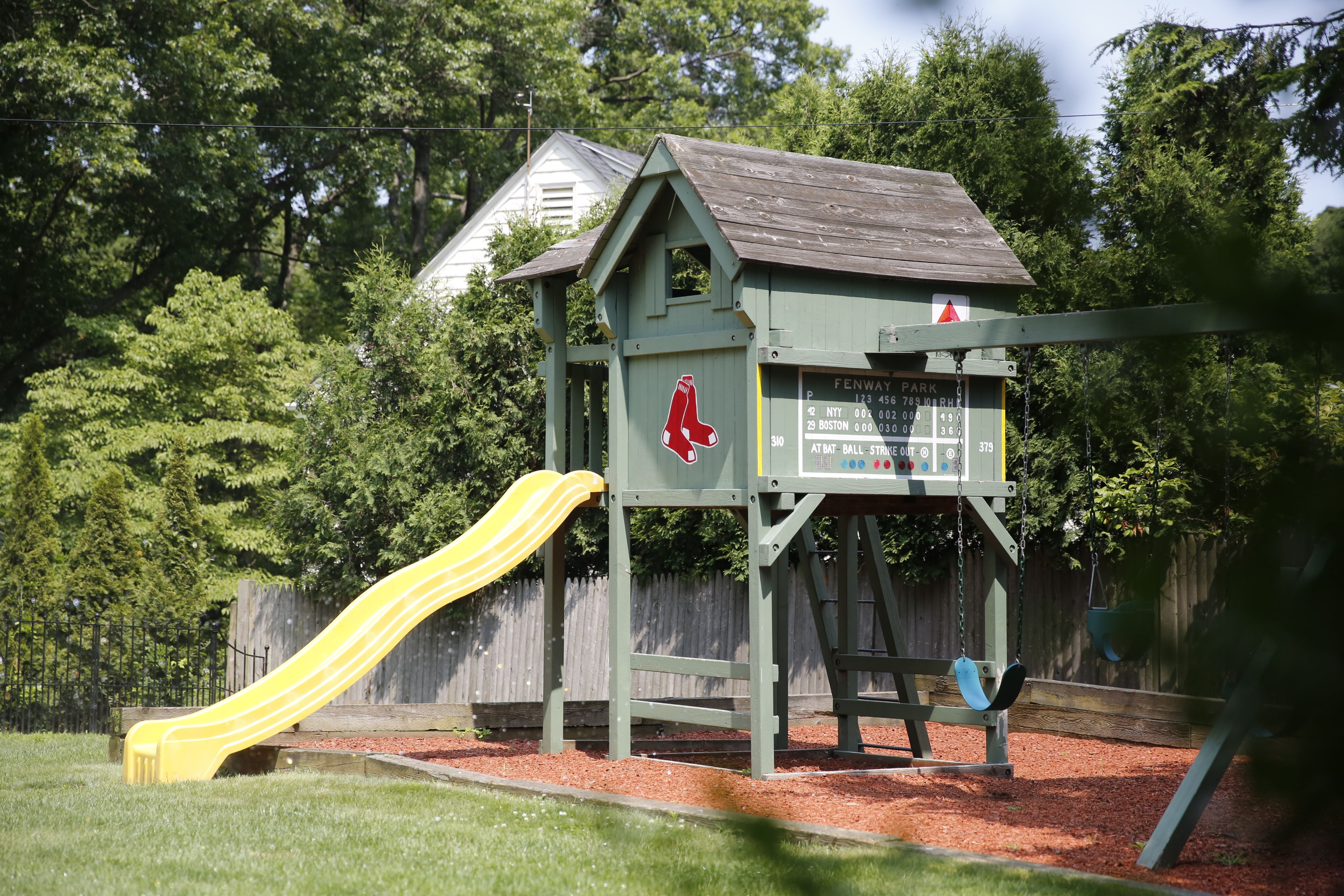 monstereverywhere backyard playground the fenway collection