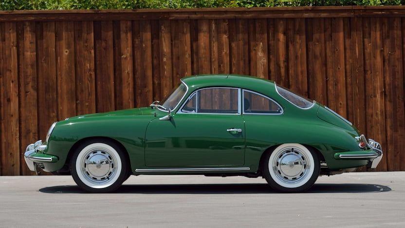 1965 Porsche 356C Coupe S171 Dallas 2019 in 2020