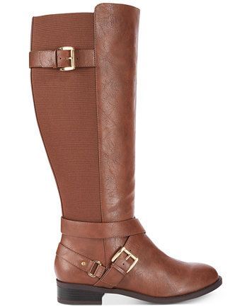 5803bbc7ff5e Thalia Sodi Vada Tall Wide-Calf Wide-Width Riding Boots