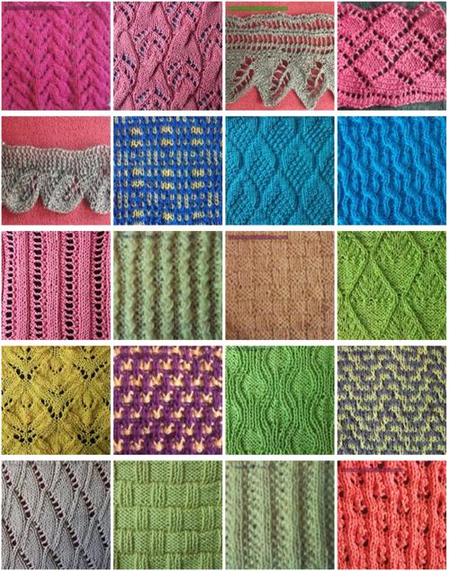 Free Knitting Stitch Patterns Httpfreeknitstitches