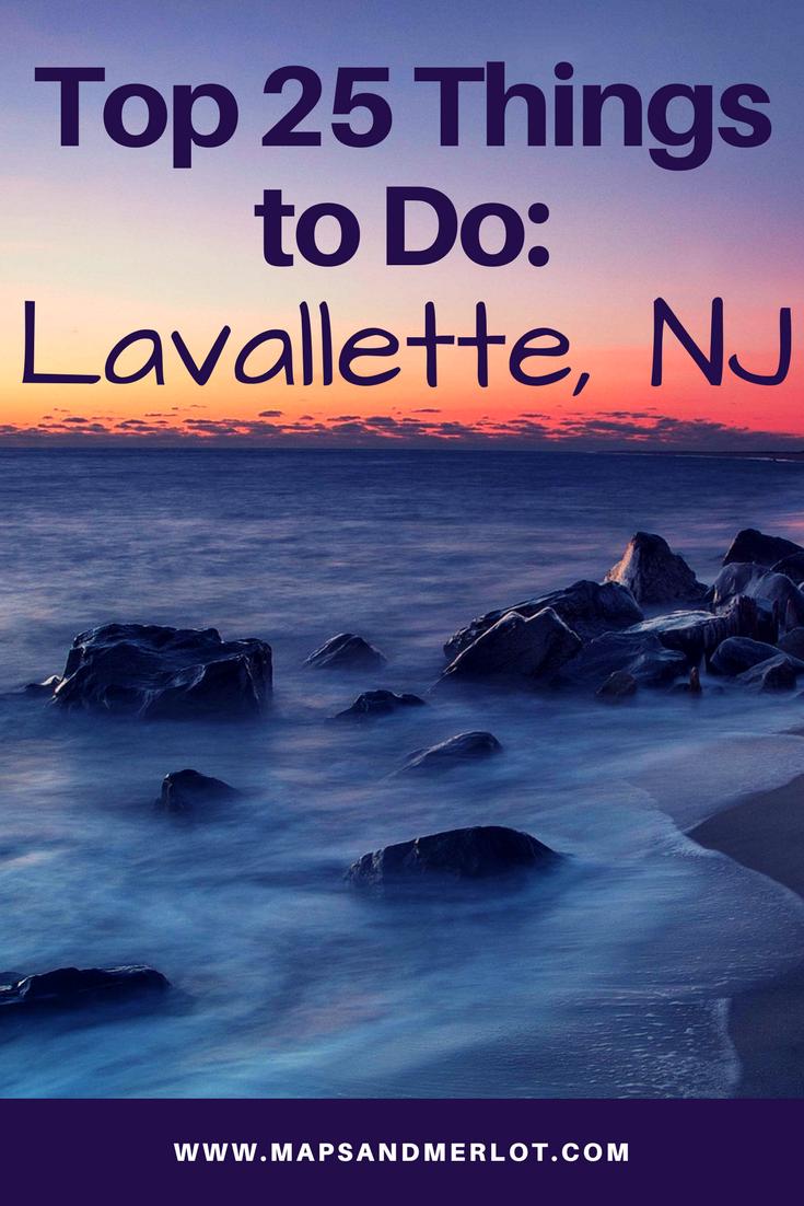 the jersey shore bucket list: things to do in lavallette, nj | best