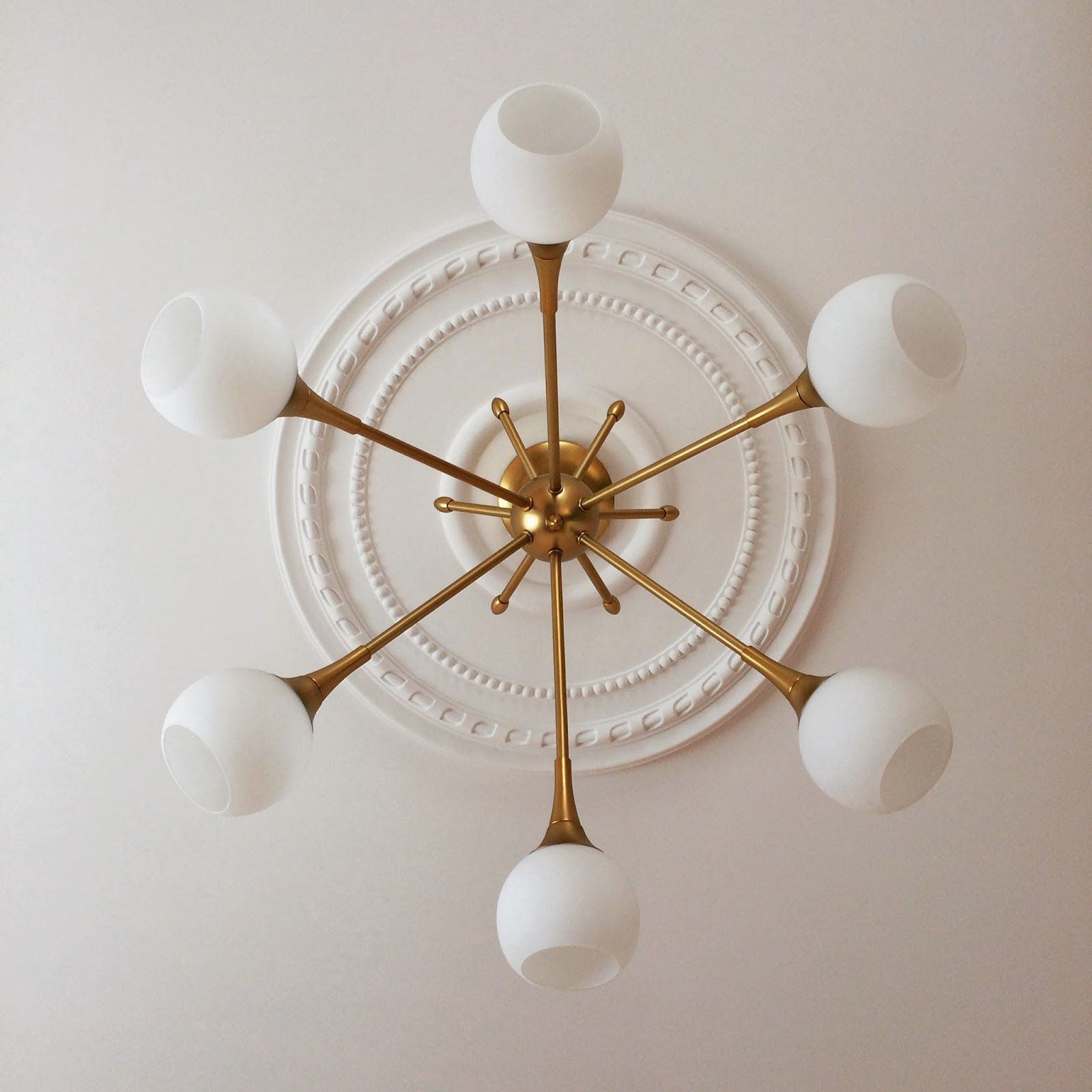 light fan fans x medallions of fixture for photo ceiling trim ceilings image medalions ring plate medallion