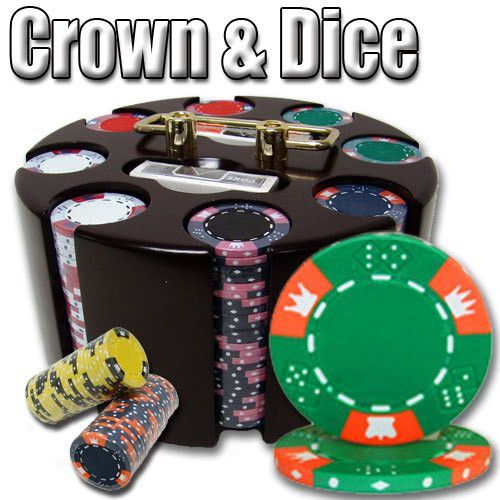 Brybelly PSC-0401C 200 Ct - Custom Breakout - Crown & Dice - Carousel
