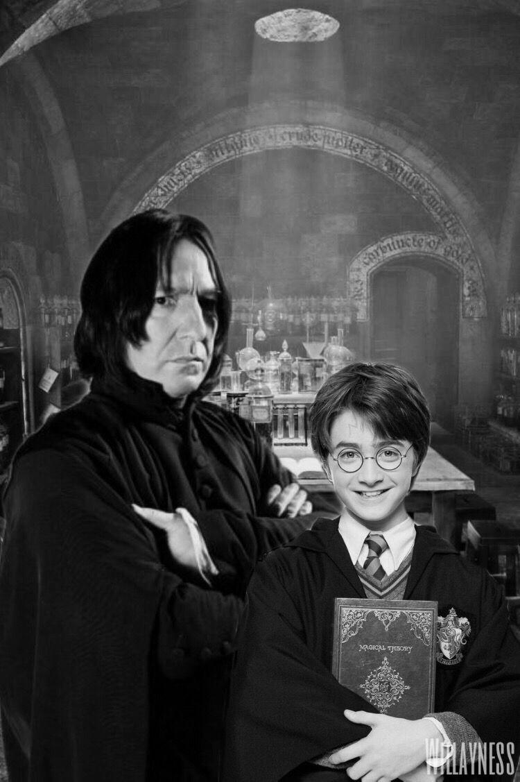 Severitus Snape Harry Harry Potter Severus Snape Snape Harry Potter