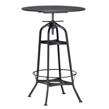 Murphy Bar Table Antique Black