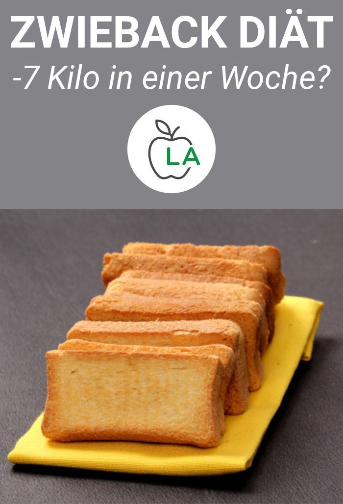 With the rusk diet you should lose weight extremely fast in one week and over ...   - Diät zum Abneh...