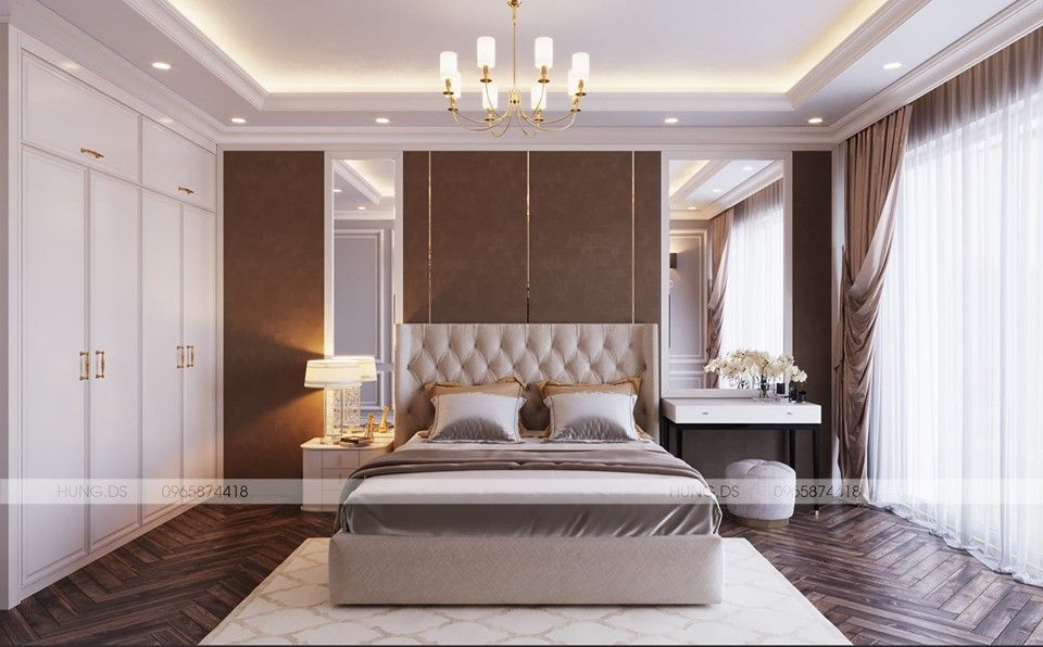 3d Interior Scene File 3dsmax Bedroom 160 By Phamhung Free