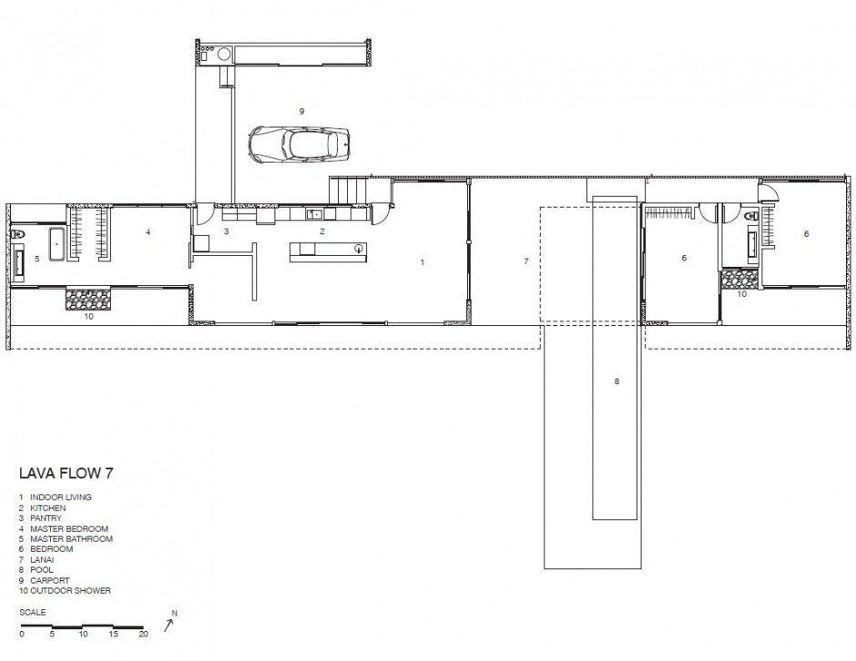 Wide open home plan on Big Island of Hawaii | Big island ...