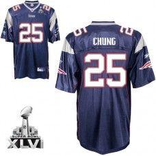 Patrick Chung NFL Jerseys