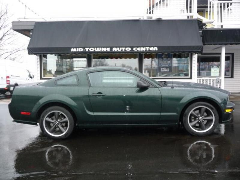 2008 Ford Mustang Franklin OH 1564 MidTowne Auto