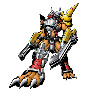 WarGreymon | Digimon Warriors | Digimon, Character y ...