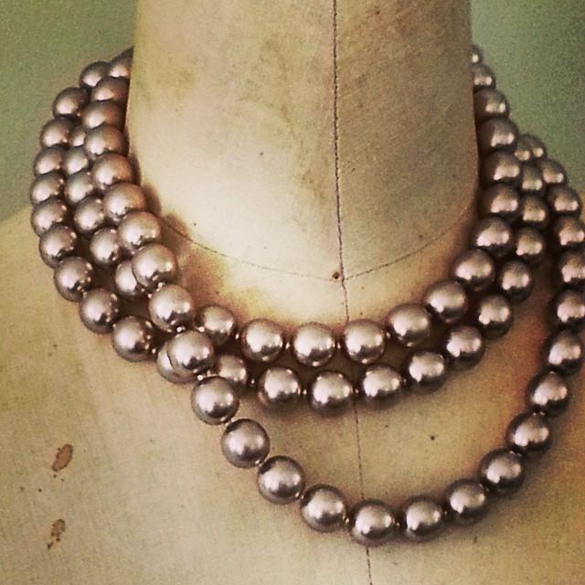 Wedding Entourage Hairstyle: Jewelry Necklaces, Jewelry, Pearls
