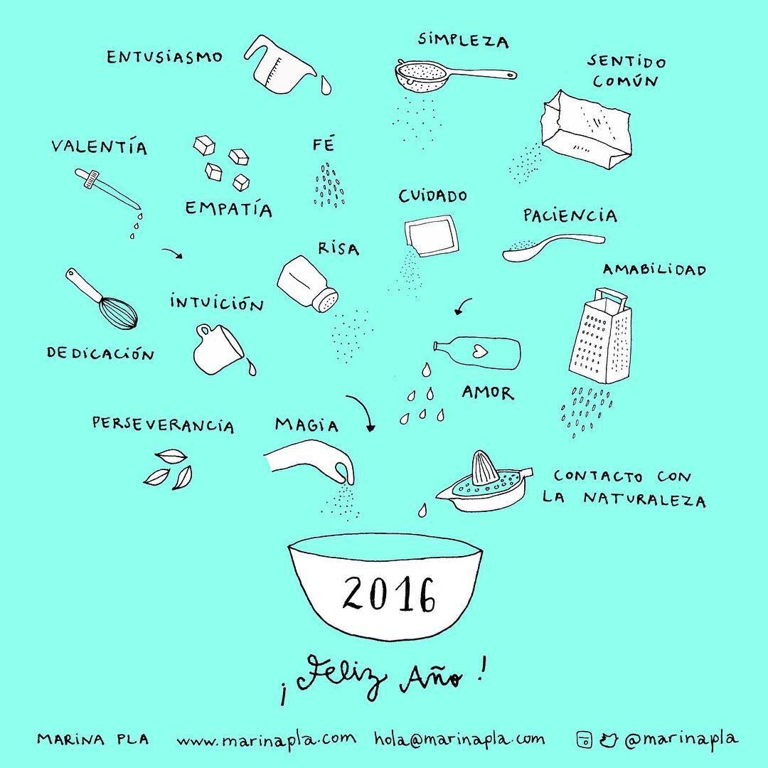 Válido para todos los años, dias, semanas, meses etc by @marinapla