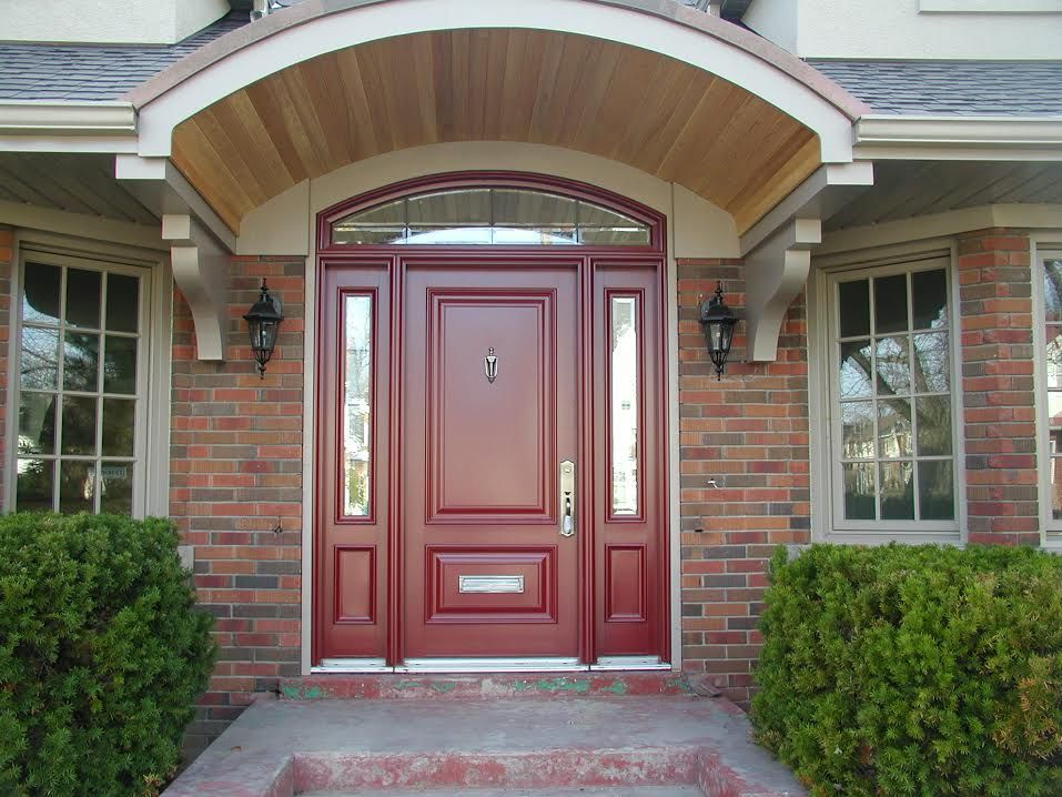 Add A Pop Of Colour And Great First Impression With Bold Front Door