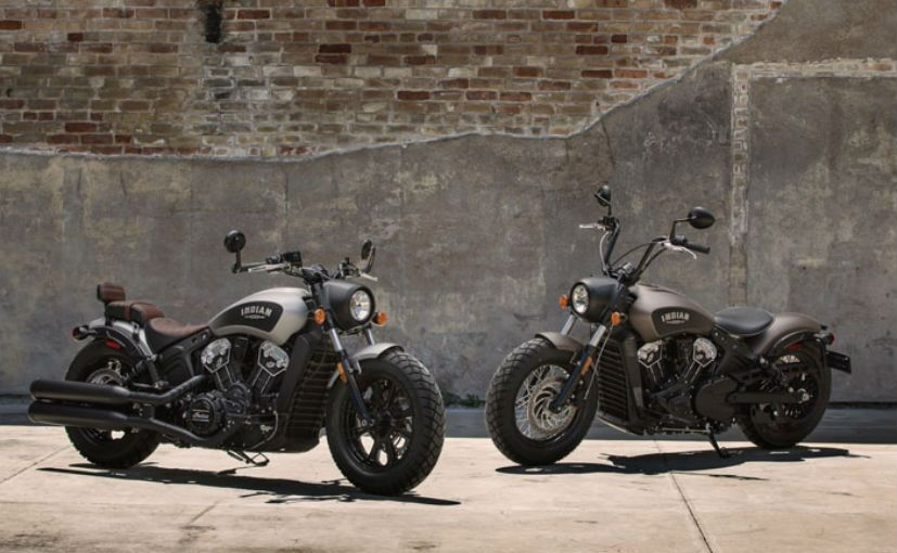 India Bike Week 2017 Indian Scout Bobber Launched In India At 12 99