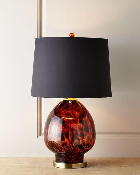 tortoise lighting. Tortoise Glass Table Lamp Lighting