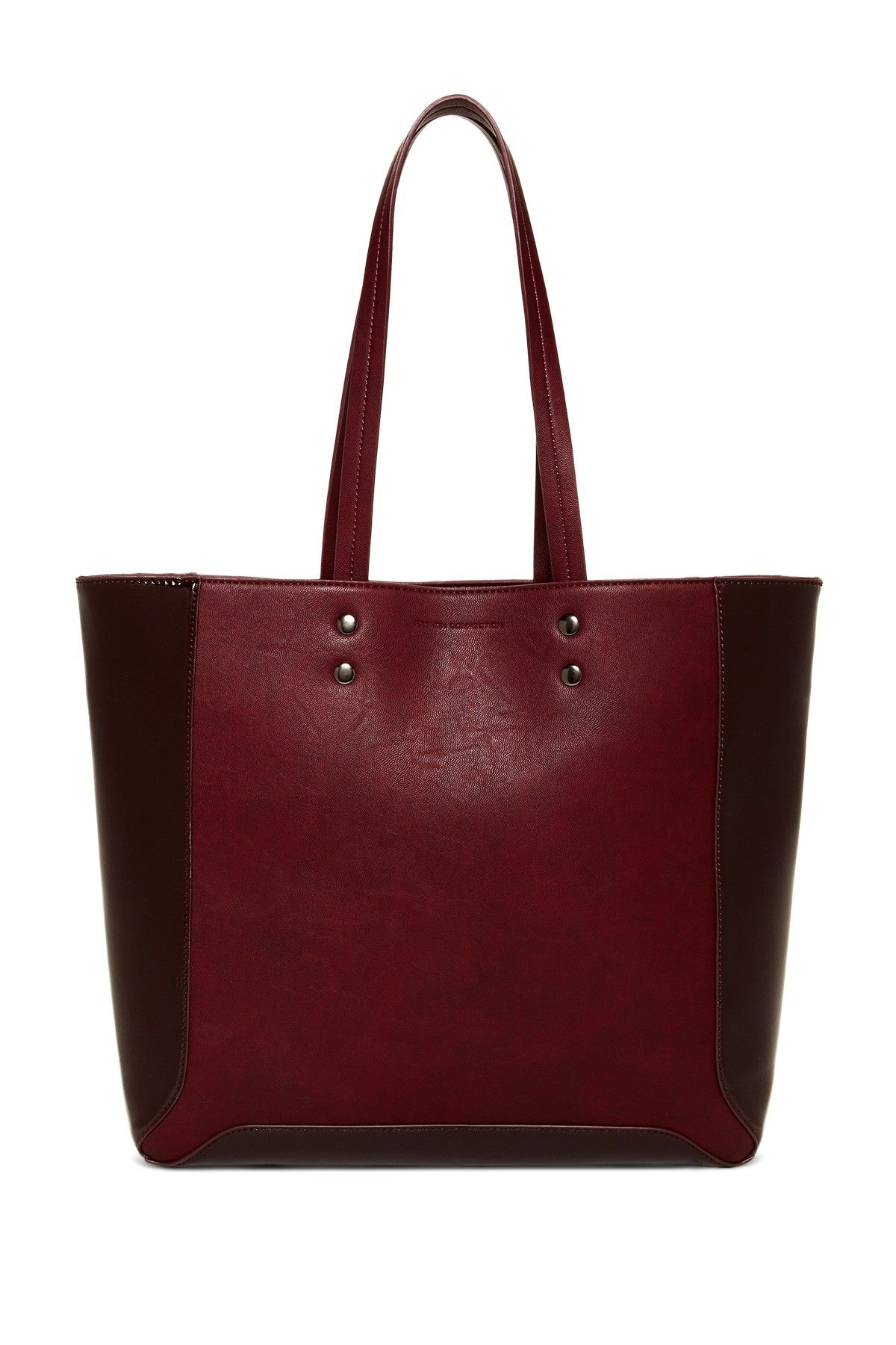 Marsala Tote | Color of the Year: Greenery
