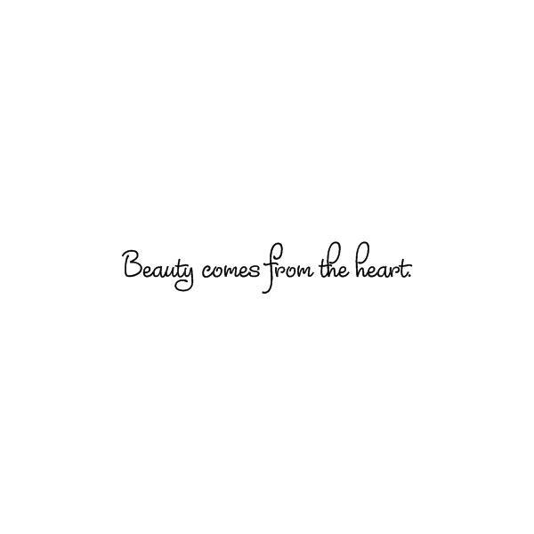 Beauty Quote ❤ liked on Polyvore featuring text, words, quotes, fillers, backgrounds, phrase and saying