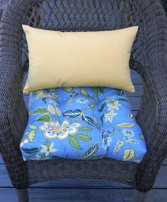 wicker chair cushions patio cushions