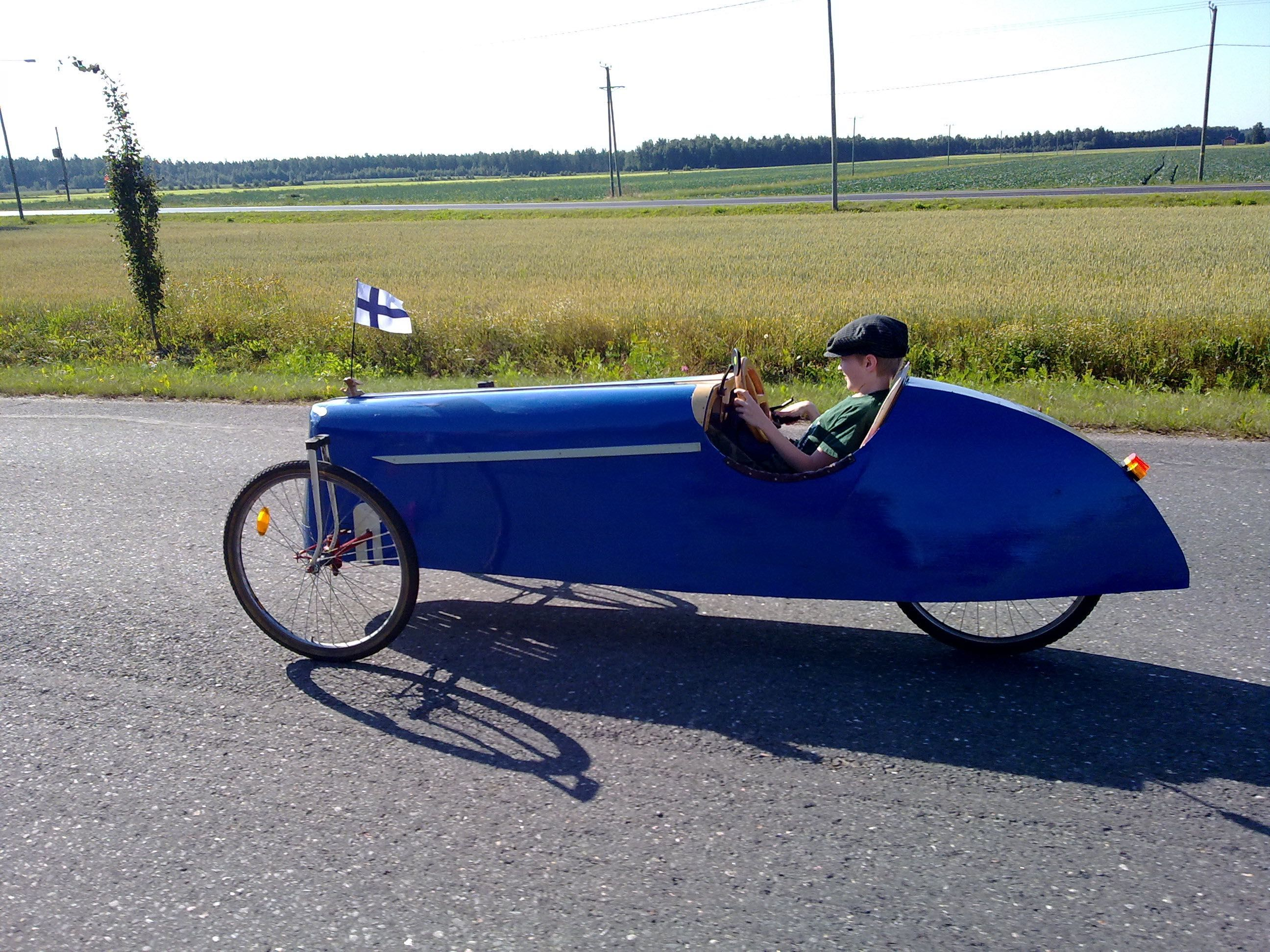 Velomobile projects | Cycle carts | Pedal cars, Bike, Vehicles