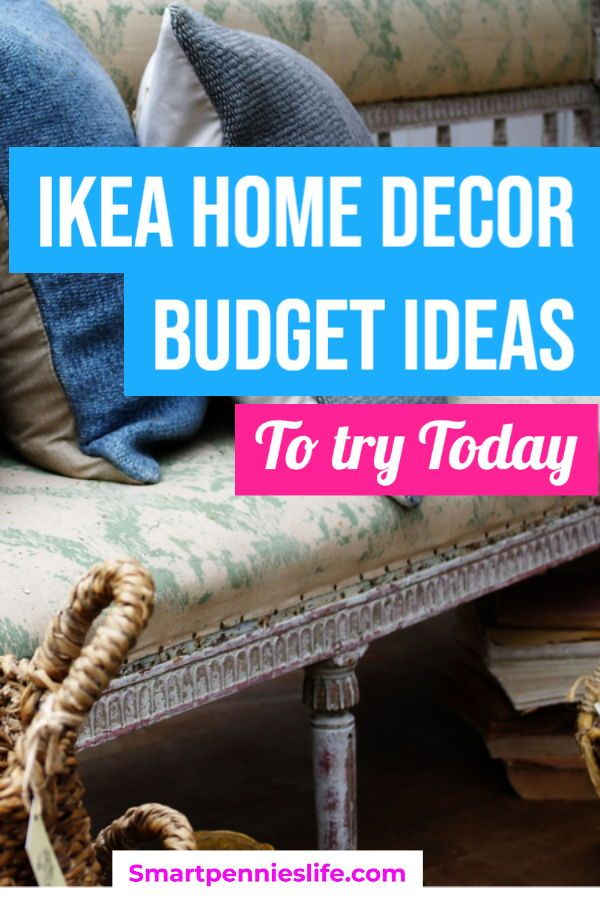 9 Ikea Home decor ideas for your   Living room, Bedroom or small spaces   try them today. DIY your favourites   even if you are on   a budget. #ikea #livingroom #homedecor.