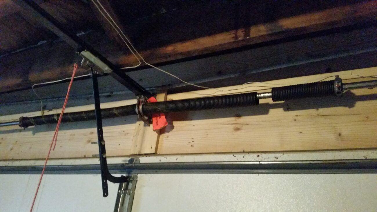 Garage Door Coil Spring
