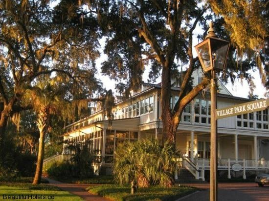 Top 25 Usa Luxury Hotels The Inn At Palmetto Bluff A Montage Resort Bluffton South Carolina