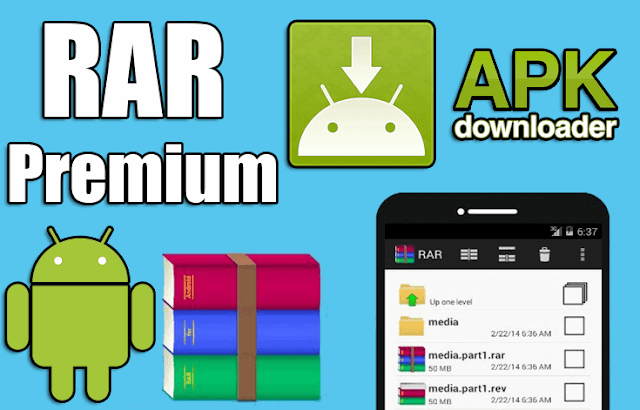 Rar For Android Premium V5 60 Build 56 Final Apk Free Software Technology News Apk Android Tech Android App Gaming Logos