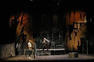 fences designed by david gallo set designs for theatre and  fences designed by david gallo fences by wilsonstage