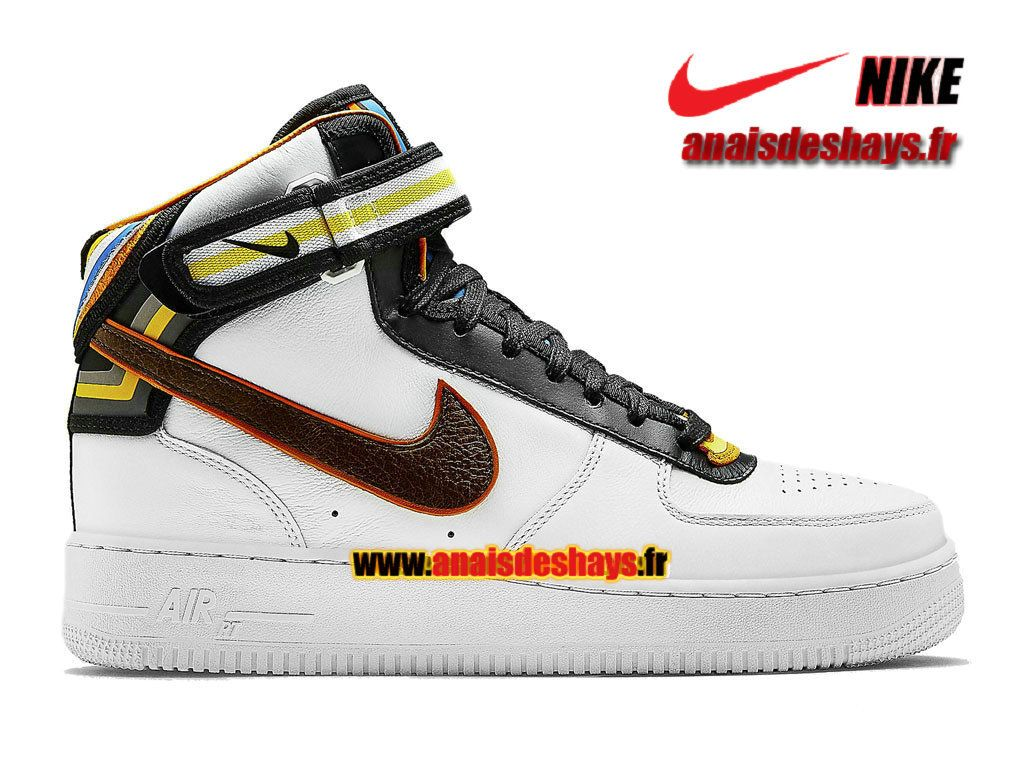 Chaussures Mi-Montante Pour Homme Nike Air Force - Voir les chaussures de  sport Nike Pas Chere pour Homme, Femme et Enfant sur Anaisdeshays.fr. b9d673d00c34
