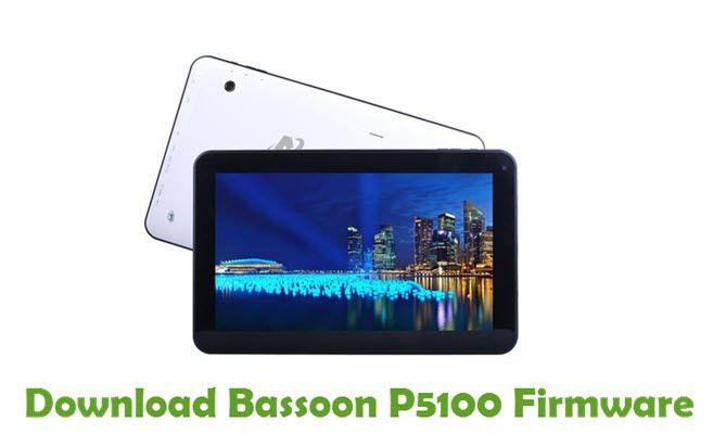 Bassoon P5100 Firmware | Bassoon. Phone